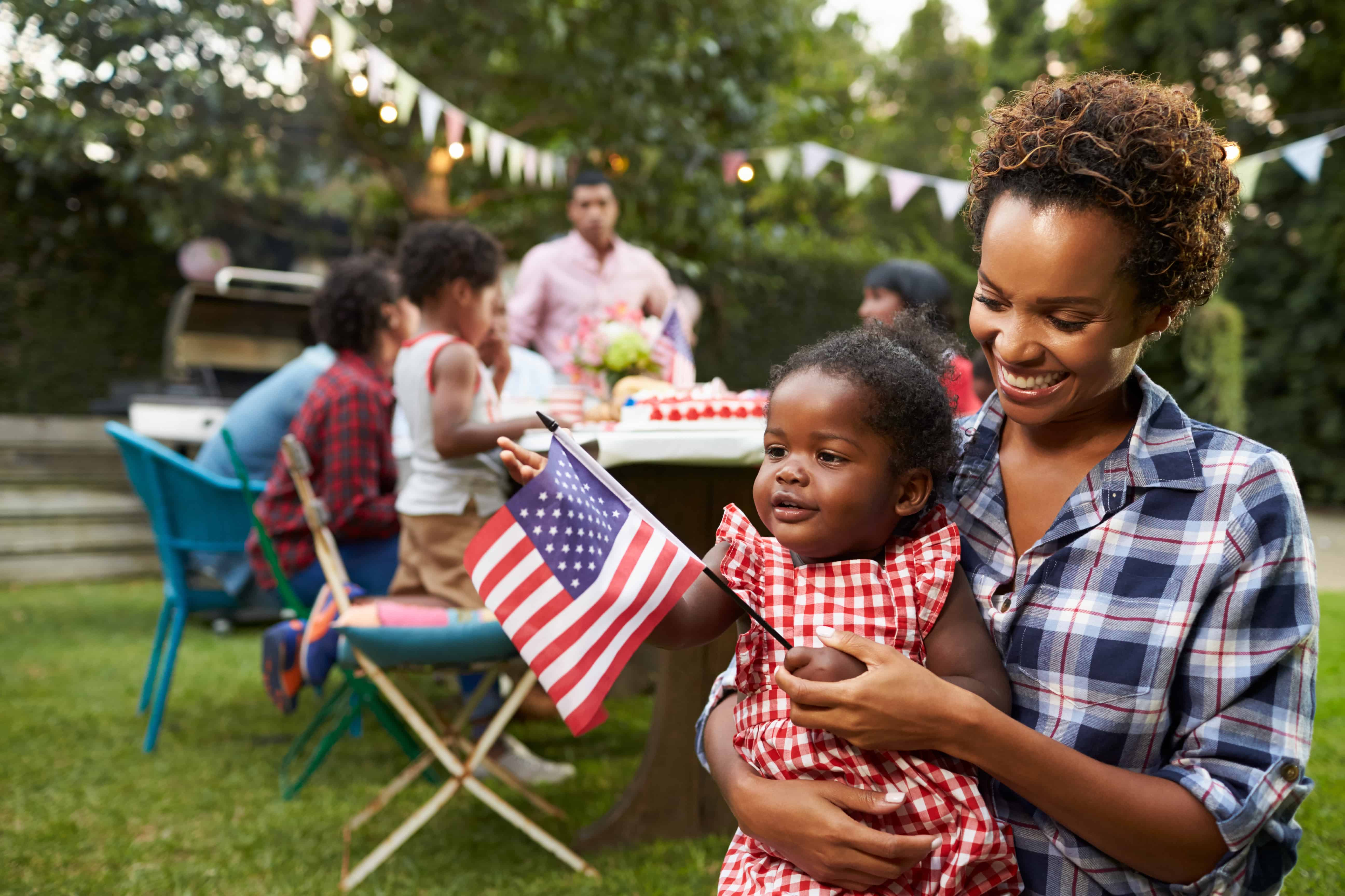 happy mom 4th of july