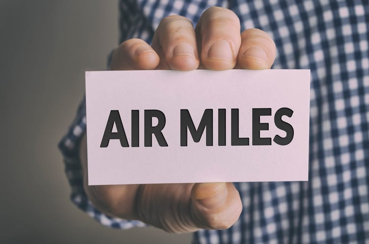 earn airline miles for travel resolutions