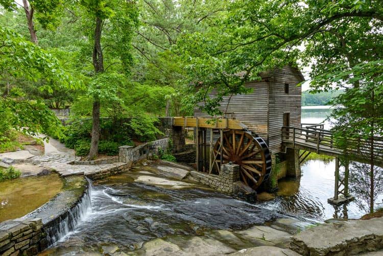 Atlanta-- Stone Mountain State Park