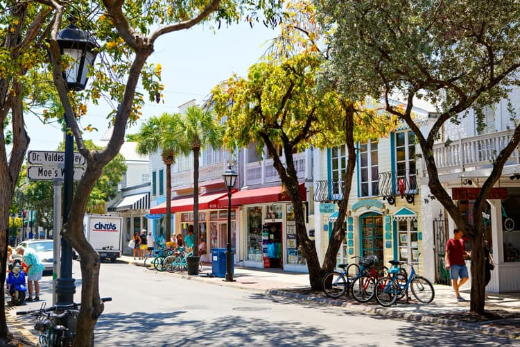 duvall street key west