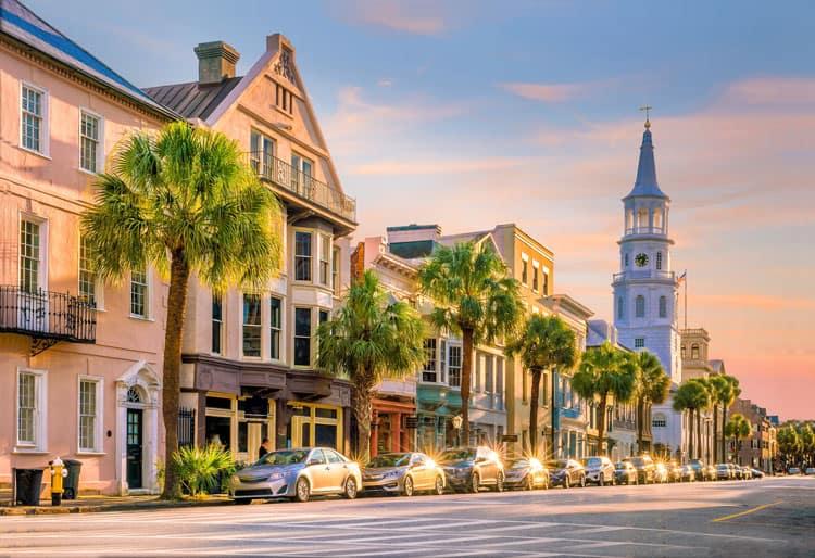 Charleston, South Carolina street