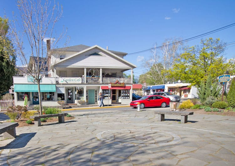 best small towns in the US