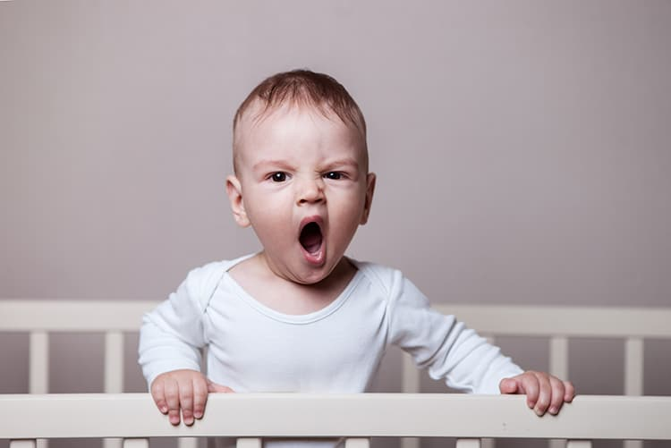 baby sleep problems: top issues